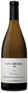 La Crema Russian River Valley Chardonnay 2008, Russian River Valley, Sonoma Bottle