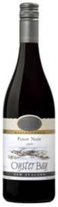 Oyster Bay Pinot Noir 2009, Marlborough, South Island Bottle