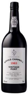 Gould Campbell Vintage Port 1983 Bottle