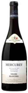Domaine Voarick Vignes Blanches Mercurey 2007, Ac Bottle