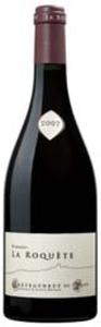 Domaine La Roquéte Châteauneuf Du Pape 2007 Bottle