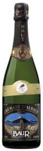 Charles Baur Crémant D'alsace, Ac, Alsace, France Bottle