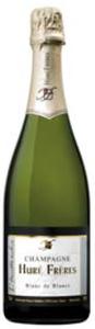 Huré Frëres L'inattendue Blanc De Blancs Brut Champagne Bottle