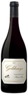 Goldeneye Pinot Noir 2007, Anderson Valley Bottle