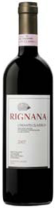Rignana Chianti Classico 2007 Bottle