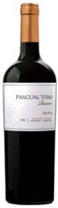 Pascual Toso Reserve Malbec 2008, Barrancas Vineyards, Mendoza Bottle