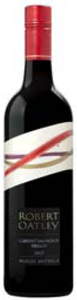 Robert Oatley Vineyards Cabernet Sauvignon/Merlot 2007, Mudgee, New South Wales Bottle