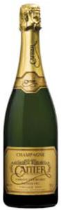 Cattier Premier Cru Brut Champagne 2002, Ac, Chigny Les Roses Bottle