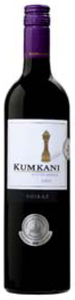 Kumkani Shiraz 2005, Wo Coastal Region Bottle