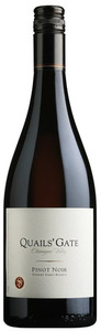 Quails' Gate Stewart Family Reserve Pinot Noir 2007 Bottle