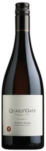 Quails' Gate Stewart Family Reserve Pinot Noir 2007 Bottle
