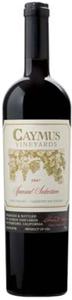 Caymus Special Selection Cabernet Sauvignon 2007, Napa Valley Bottle