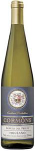 Cantina Cormòns Friulano 2008, Isonzo Del Friuli Bottle