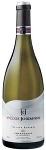 Le Clos Jordanne Village Reserve Chardonnay 2008, VQA Niagara Peninsula Bottle