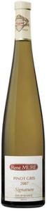 René Mure Pinot Gris 2007, Ac Alsace Bottle
