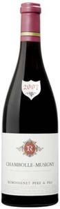 Remoissenet Père & Fils Chambolle Musigny 2007 Bottle
