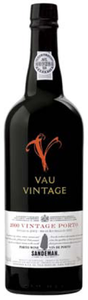Sandeman Vau Vintage Port 2000 Bottle