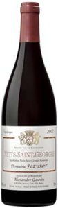 Domaine Fleurot Nuits St Georges 2007, Ac Bottle