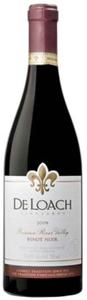 De Loach Russian River Valley Pinot Noir 2008 Bottle