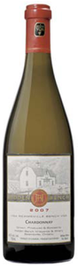 Hidden Bench Estate Chardonnay 2007, VQA Beamsville Bench, Niagara Peninsula Bottle