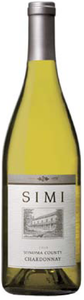 Simi Chardonnay 2008, Sonoma County Bottle