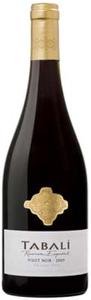 Tabalí Reserva Especial Pinot Noir 2009, Limarí Valley Bottle