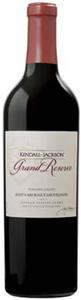 Kendall Jackson Grand Reserve Cabernet Sauvignon 2007 Bottle