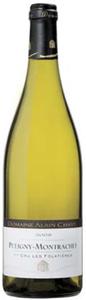 Domaine Alain Chavy Puligny Montrachet Les Folatières Premier Cru 2008 Bottle