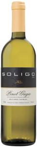 Cantina Soligo Del Piave Pinot Grigio 2009, Doc Bottle