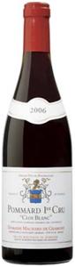 Domaine Machard De Gramont Clos Blanc Pommard 1er Cru 2006, Ac Bottle