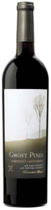 Ghost Pines Winemaker's Blend Cabernet Sauvignon 2007, Napa County/Sonoma County Bottle