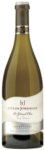 Le Clos Jordanne Le Grand Clos Chardonnay 2008, VQA Niagara Peninsula, Twenty Mile Bench Bottle
