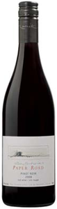 Borthwick Vineyard Paper Road Pinot Noir 2008, Wairarapa Bottle