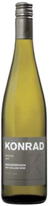 Konrad Riesling 2009, Marlborough, South Island Bottle