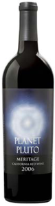 Winesmith Planet Pluto Meritage 2006, California Bottle