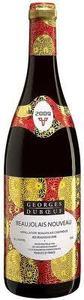 Duboeuf Gamay Nouveau 2010, Burgundy Bottle