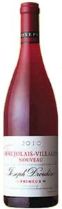 Joseph Drouhin Beaujolais Villages Nouveau 2010, Burgundy Bottle