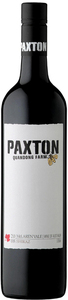 Paxton Quandong Farm Single Vineyard Shiraz 2009, Mclaren Vale, South Australia Bottle