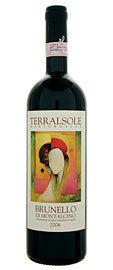 Terralsole Mario Bollag 2004 Bottle