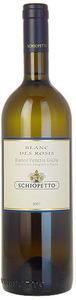 Schiopetto Blanc Des Rosis 2008, Igt Venezia Giulia Bottle