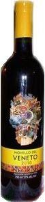 Negrar Novello Del Veneto 2010, Igt Bottle