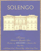 2004 Argiano Solengo Bottle