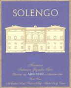 2004 Argiano Solengo Bottle
