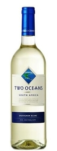Two Oceans Sauvignon Blanc 2010 Bottle
