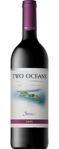 Two Oceans Shiraz 2010 Bottle