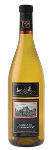 Inniskillin Unoaked Chardonnay 2009, Niagara Peninsula Bottle