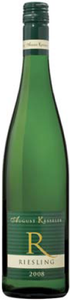 August Kesseler R Riesling 2008, Qba Bottle