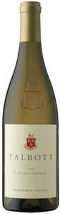 Talbott Chardonnay 2007, Monterey County Bottle
