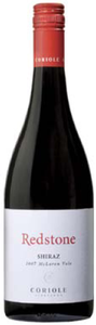 Coriole Redstone Shiraz 2007, Mclaren Vale, South Australia Bottle