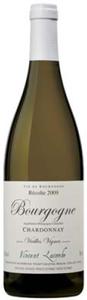 Vincent Lacomb Bourgogne Chardonnay Vieille Vignes 2009, Ac Bottle